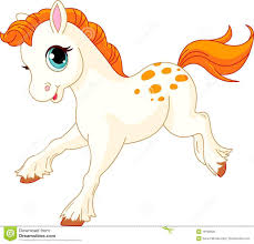 cute baby horse clipart clipartxtras