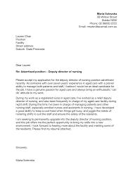 best registered nurse cover letter examples livecareer nursing