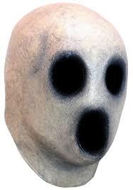 scary mask creepy mask