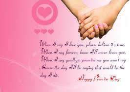 wish happy promise day with images messages and photos to your