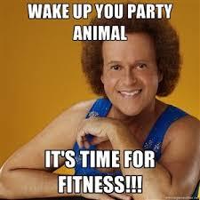 Gym Birthday Meme - happy birthday megan google zoeken humor pinterest happy