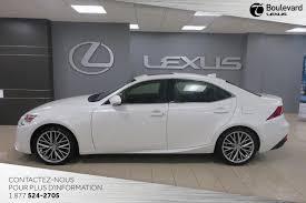lexus awd system 2014 lexus is 250 awd luxe navigation 29 995 québec