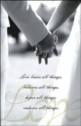 wedding program cover wedding bulletins program covers christianbook