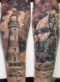 awesome nautical sleeve tattoos inkstylemag