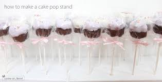 cake pop stands diy cake pop holder all about diy ideas