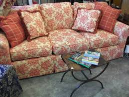 Henredon Settee The Lived In Room Stillwater Minnesota Consignment Furniture