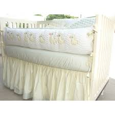 Green And White Crib Bedding Buy Low Price Bacati Quack With Me 3 Quilted Crib Bedding