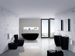 Black Modern Bathroom Black Modern Bathroom Toilet