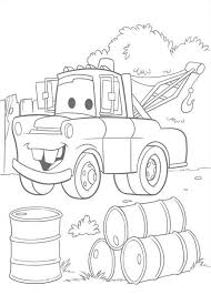 children coloring pages kids cars 2 cartoon coloring pages