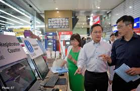 sim lim square floor plan service training for staff in sim lim sq singapore business news