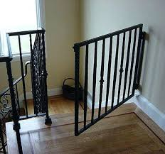 no drill stair gate in this situation the y spindle aids