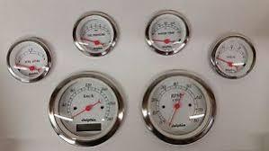 dolphin gauges ebay
