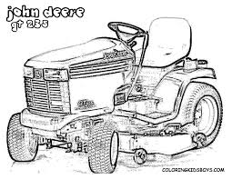 tractor coloring pages 23325 bestofcoloring com
