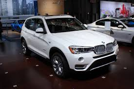 bmw van 2015 2015 bmw x3 live from the 2014 new york auto show