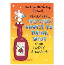birthday drink birthday card awesome hallmark birthday cards hallmark