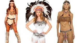 African Halloween Costumes Annual Halloween Reminder Native American Costume