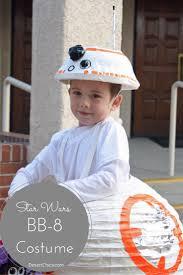 Star Wars Halloween Costumes Babies Diy Star Wars Bb 8 Costume Desert Chica