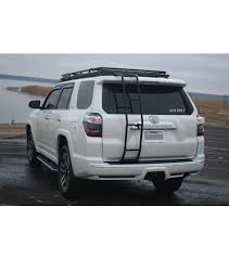roof rack for toyota sequoia gobi toyota 4runner 2010 2017 rear ladder driver side