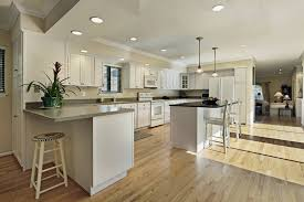 tile floors kitchen cabinets pine kitchen ranges electric how to