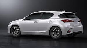lexus hatchback diesel lexus announces another facelift for ct200h
