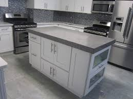 contemporary grey tiles in white kitchen kitchen penaime