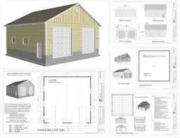apartments grage plans blueprints for garage design luxury house