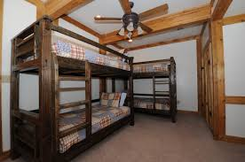 Barn Door Furniture Bunk Beds Bedrooms