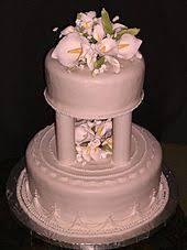 cake tier wedding cake