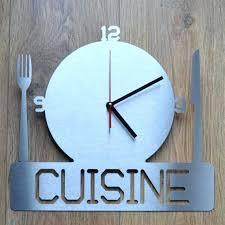 pendule cuisine horloge cuisine design pendule murale cuisine design pendule cuisine