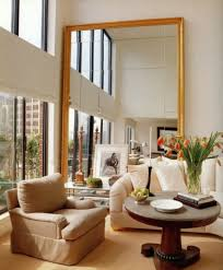 decorating a big wall in living room living room decoration