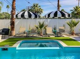 Pool Home by The Arrow Of Twin Palms Midcentury Alexander Vacation Palm Springs