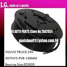 volvo truck store online shop 24v auto air compressor pump clutch kit 7h15 for car