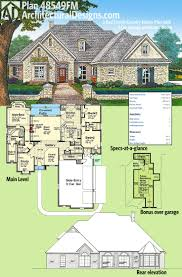 Free Architectural Plans Plan 500015vv Craftsman With Wrap Around Porch House Free