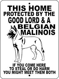 belgian malinois names belgian malinois dog sign 9x12