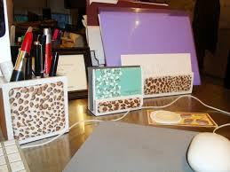 chic office supplies megan u0027s professional chic desktop sayeh pezeshki la brand
