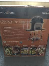 blackstone closeout at lowes
