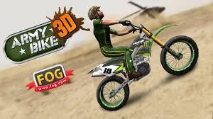 motocross bike trailer army bike 3d game trailer youtube