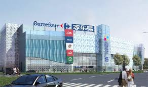 carrefour bureau bureau veritas helps carrefour china complete siyuanqiao shopping