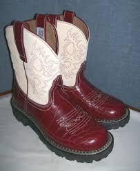 s fatbaby boots size 12 ariat fatbaby gator size womens 7 ebay i want