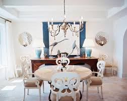 dining room glass round table buffet design ideas with white large