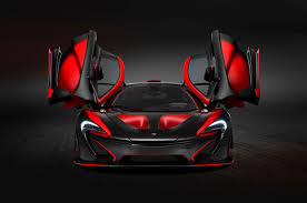 new mclaren p1 by mso features special color scheme