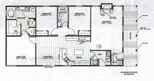 bungalow floor plan modern bungalow floor plans diy modern house plan