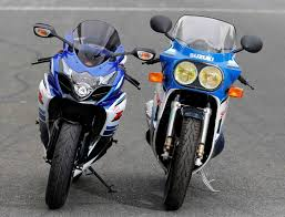 suzuki gsx r 1000 30th anniversary and gsx r 750 suzuki
