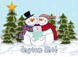 joyeux noel christmas cards snowman family joyeux noel christmas card by lallinda redbubble