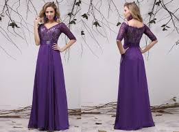 purple lace bridesmaid dress bridesmaid dresses with lace sleeves vosoi