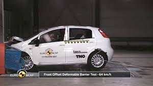 fiat punto 1997 zero star safety rating awarded for fiat punto by euro ncap the