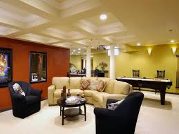 there are lots of basement decorating ideas that you can remodel