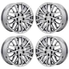 chrome lexus rims 17