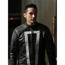 agents of shield ghost rider costume for adults only