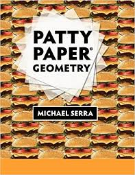where to buy patty paper patty paper geometry 9781559530729 michael serra books
